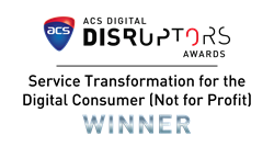 Winners 2018 Digital Service Transformation