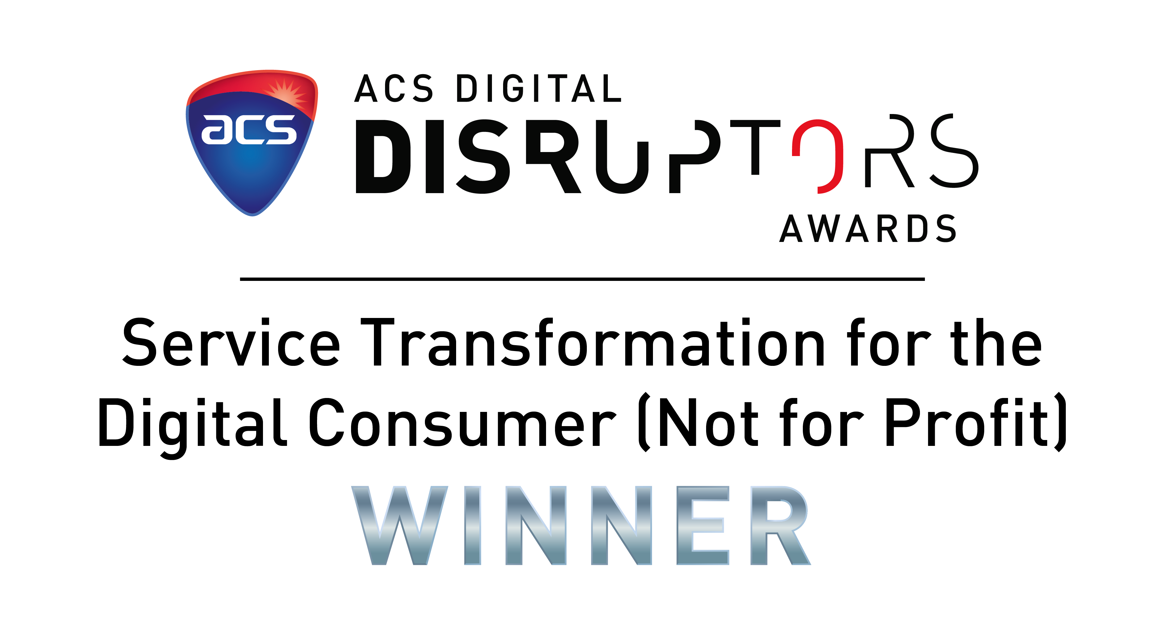Winners! 2018 National ACS Digital Disruptor Award case study